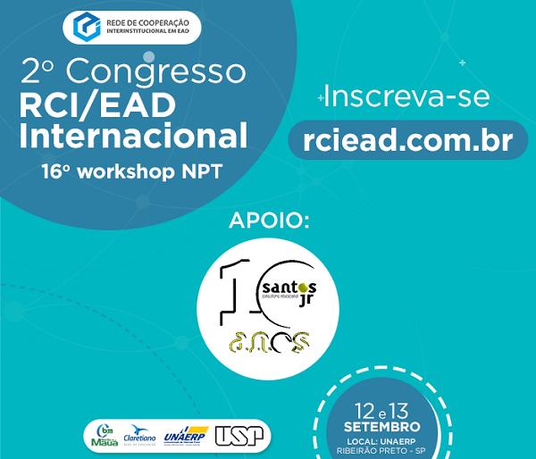 2º Congresso RCI/EAD Internacional - 16º Congresso NPT