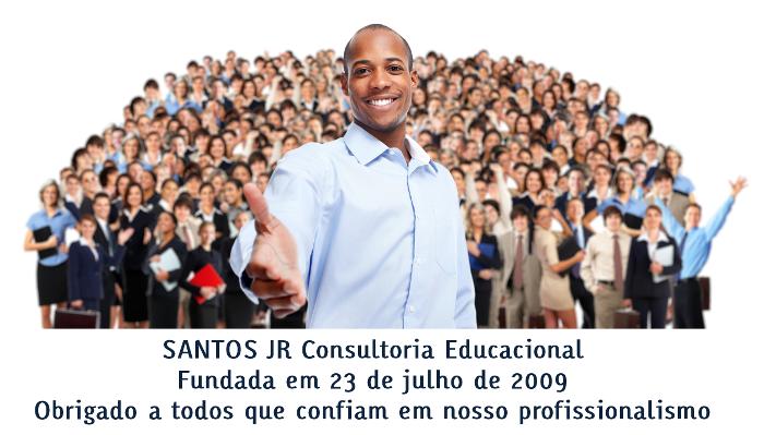 Aniversário SANTOS JR Consultoria Educacional