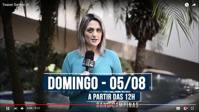 SANTOS JR Consultoria Educacional naTV